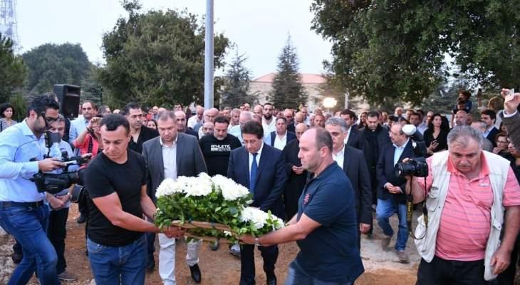 كنعان: كما شهدنا مع العماد عون لحق لبنان بالحياة علينا أن نشهد مع الرئيس عون لحق لبنان بأن يكون دولة