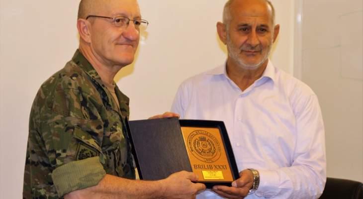 قائد القطاع الشرقي في اليونيفيل: الجيش اللبناني شريك استراتيجي وتكتيكي
