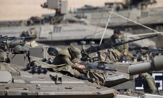 الجيش الاسرائيلي يدشن منشأة تدريب خاصة للقتال ضد حزب الله على الحدود اللبنانية