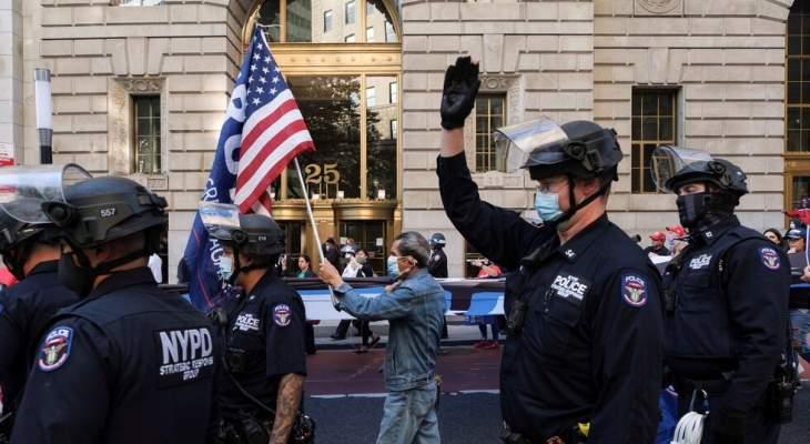 """""""CNN"""": وكالتان للأمن الداخلي تستعدان بنشاط لمواجهة اضطرابات محتملة أثناء الانتخابات"""