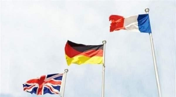 دول الترويكا الأوروبية تبلغ مجلس الأمن أن إعفاء إيران من العقوبات ساري المفعول بعد 20 أيلول
