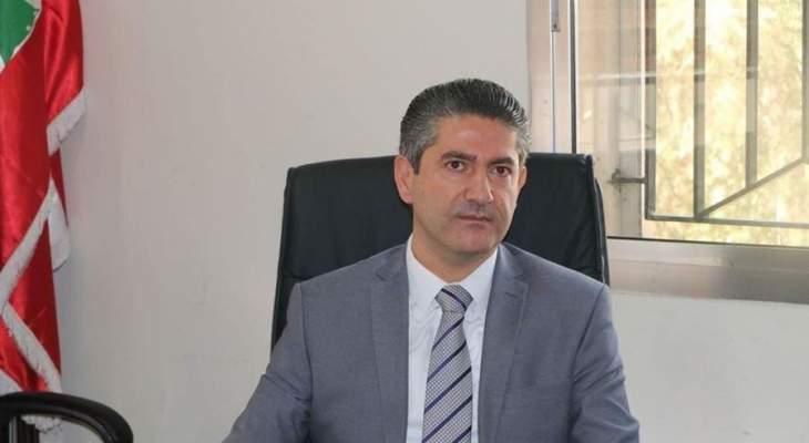 أبو جودة: الدولة مقصرة بمتابعة التعديات على الليطاني وتلوثه وأقترح تقسيم العمل على الأقضية