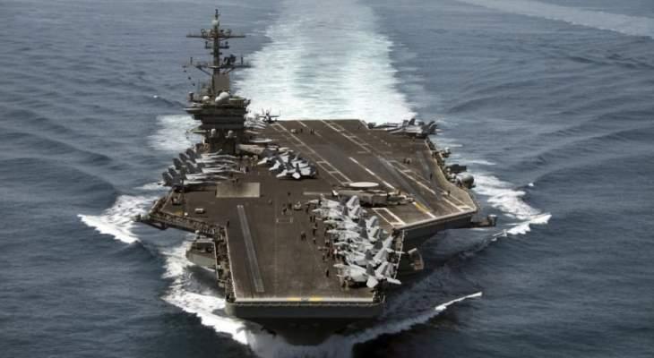 البحرية الأميركية: ضبط شحنة أسلحة ضخمة قبالة سواحل الصومال