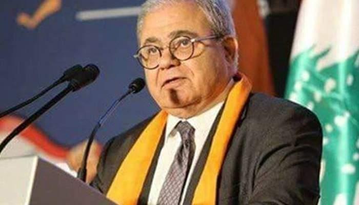 ماريو عون: الحريري يريد ان يحاول فرض نفسه على أنه المرشح الوحيد لرئاسة الحكومة