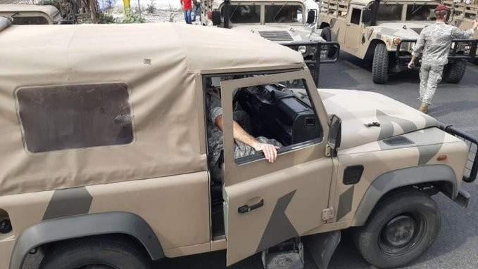 الجيش: زورق حربي اسرائيلي خرق المياه الإقليمية اللبنانية مقابل رأس الناقورة