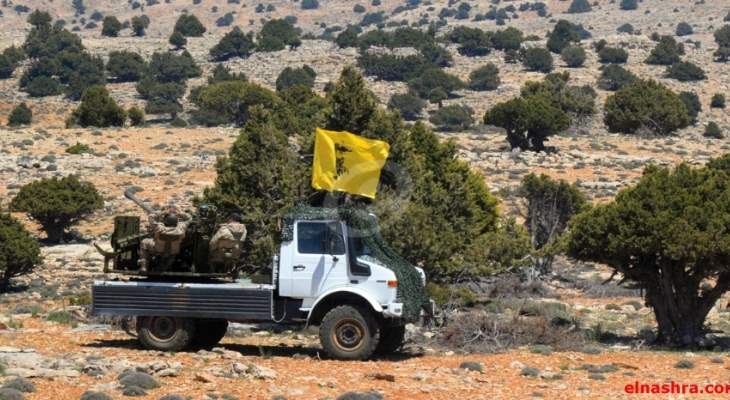 """حدث سوري """"من العيار الثّقيل""""..هل اقتربت مفاجآتُ حزب الله؟"""