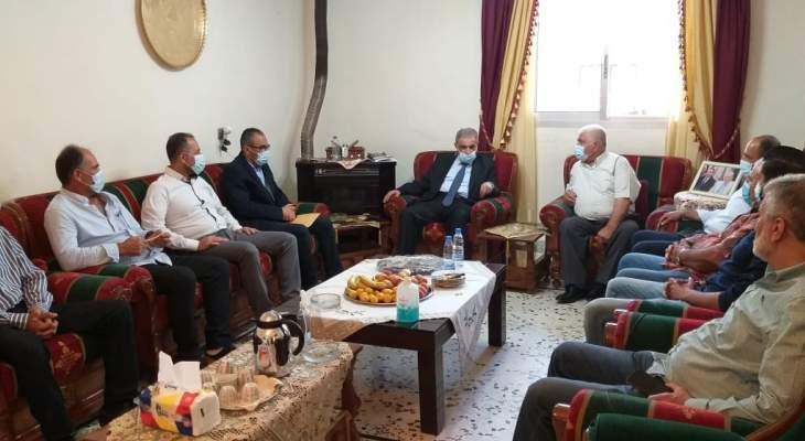 هاشم: أصبح وجود حكومة إنقاذ فاعلة وقادرة ضرورة وطنية