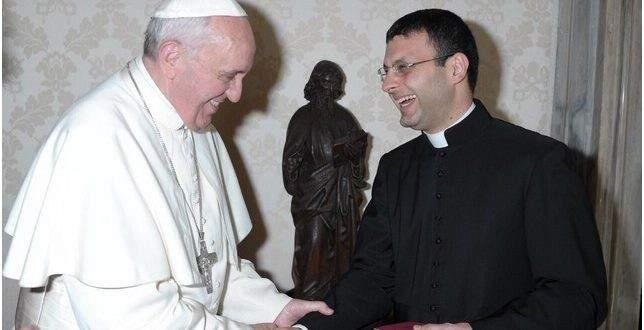 الكنيسة السريانية الكاثوليكية تحتفل في روما بسيامة الاب رامي قبلان الى درجة الاسقفية