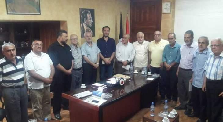لقاء الأحزاب والفصائل الفلسطينية في الشمال: حرب تشرين شكلت بداية جادة لمقاومة