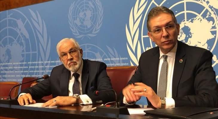 حكومة الوفاق الوطني: الهدف من التواجد التركي هو حماية المدنيين
