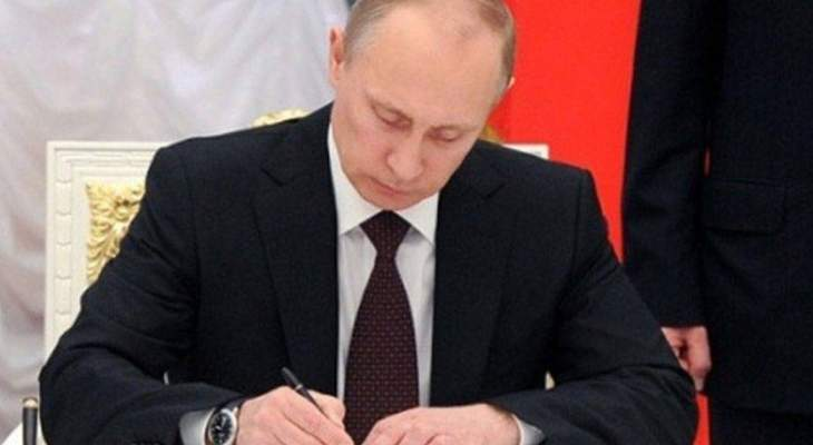 الكرملين: بوتين يتبنى موقفا إيجابيا من المحادثات الرئيس الأوكراني
