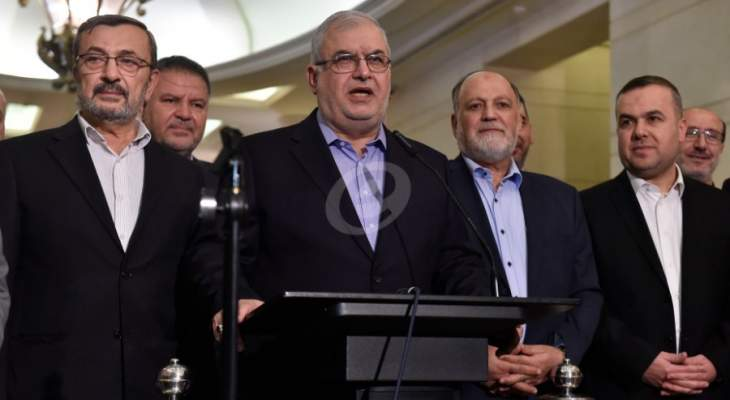 الراي: يهم حزب الله ألا يفقد الغطاء الحكومي لسلاحه عبر البيانات الوزارية