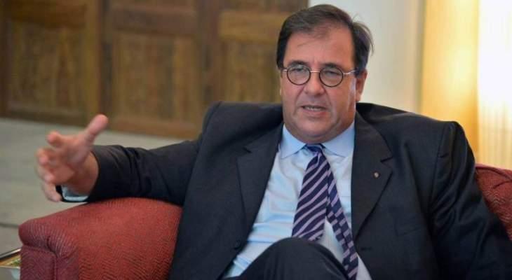 فوشيه: مؤتمر سيدر لم يُدفن وصندوق النقد صبور وينتظر موقفا لبنانيا موحدا