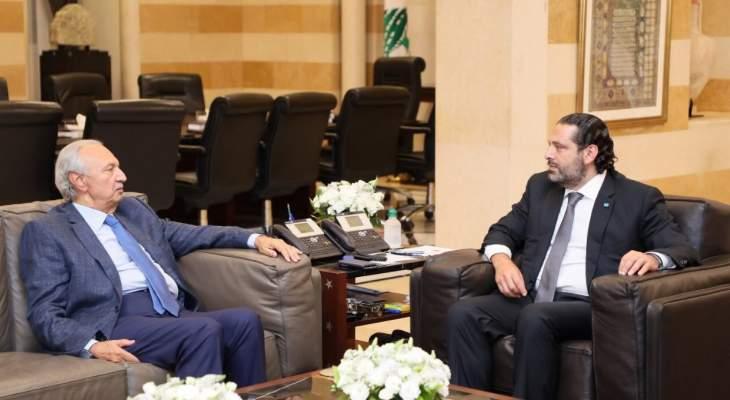 النشرة: الحريري تنصّل من اتفاقه مع محمد الصفدي فقرر الأخير الانسحاب