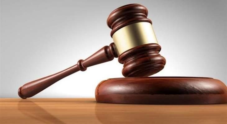 القاضي زياد أبو حيدر ادّعى على زوج زينة كنجو بجناية القتل العمد