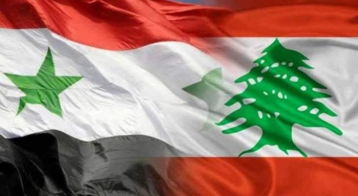 عودة للعلاقات مع سوريا ولا عودة للنازحين