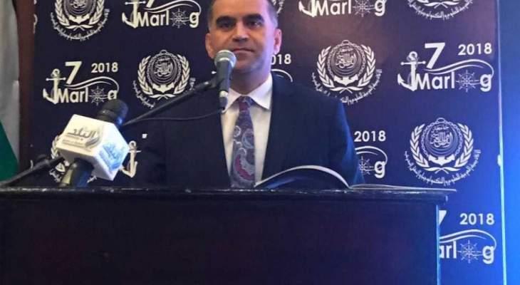 مدير مرفأ طرابلس: بدء رحلات سفن الإستيراد والتصدير من والى الخليج والهند وباكستان