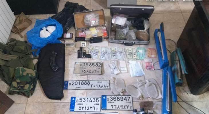 الجيش: توقيف شخصين في بلدة حورتعلا لقيامهما بعمليات سرقة سيارات