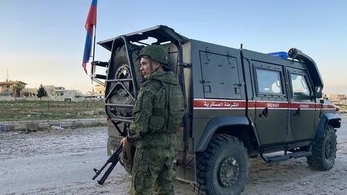 بدء تسيير دوريات روسية وسورية لحفظ الأمن في درعا