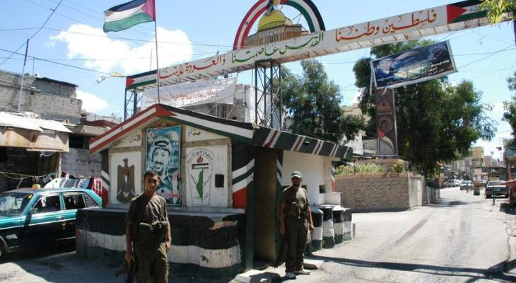 تشييع فلسطيني قضى بإشكال عين الحلوة الثلثاء واتصالات لتسليم المتهمين