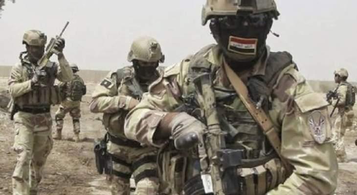 القوات المسلحة العراقية: من المهم جدا أن يكون هناك تنسيقا مع القوات المسلحة الأردنية والمصرية
