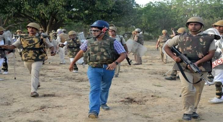 الشرطة الهندية: قتيلان في تبادل لإطلاق النار في كشمير