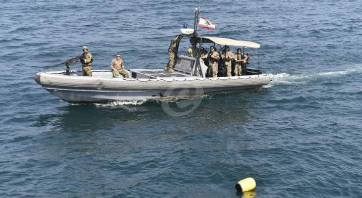 إحباط عملية تهريب سوريين عبر البحر بطريقة غير شرعية في العبدة عكار