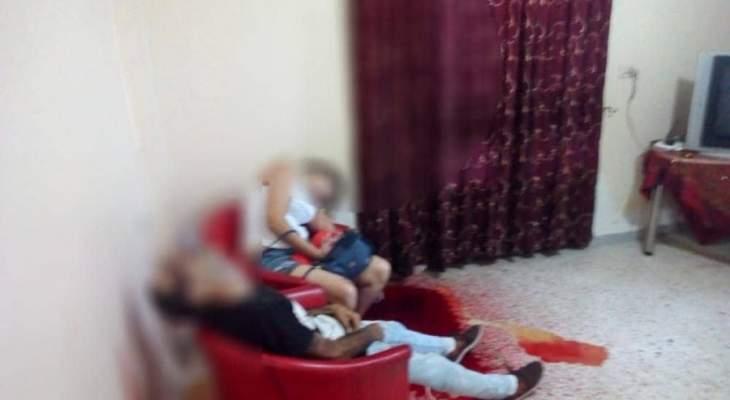 العثور على رجل وزوجته جثتان مصابتان بطلقات نارية داخل منزلهما في ديركيفا