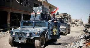 """""""أ ف ب"""": مقتل 13 عنصراً من الشرطة الإتحادية العراقية بهجوم لـ""""داعش"""" قرب كركوك"""