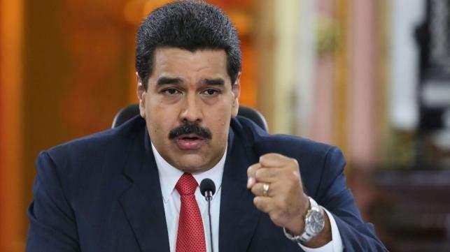 رئيس فنزويلا أعلن إطلاق مناورات عسكرية بالقرب من الحدود الكولومبية