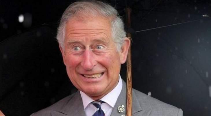 ولي عهد بريطانيا: انا محظوظ لأن اصابتي بفيروس كورونا اقتصرت على بعض الأعراض