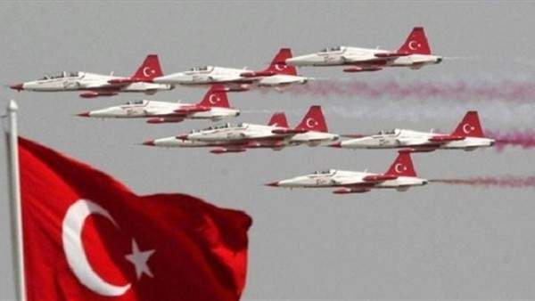 الحدث: طائرات تركية اخترقت الأجواء العراقية وقصفت 4 قرى كردية