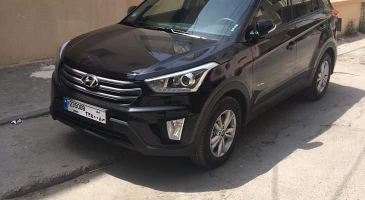 النشرة: سرقة سيارة هيونداي سوداء اللون في عبرا شرق صيدا