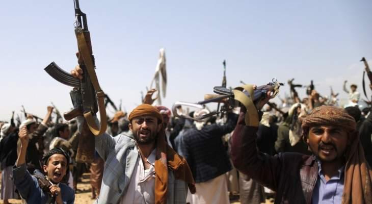"""الحوثيون يكشفون هوية """"سعودي"""" قاتل معهم ويدعون لتشييع حاشد له"""