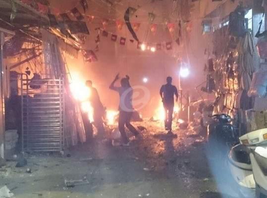 العربية: انفجار سيارة تنقل غاز الكلور يوقع إصابات بمحافظة عيلام بإيران