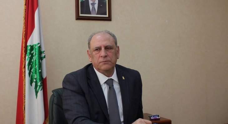 الجراح: القاضي ابراهيم يأخذ مكان مدعي عام التمييز ووزير العدل والمجلس النيابي