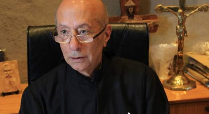 الأب لويس مطر يروي عجائب جديدة للقديس شربل