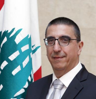 مكتب حجار: منكب على العمل مع اللجنة الوزارية على مشروع البطاقة التمويلية