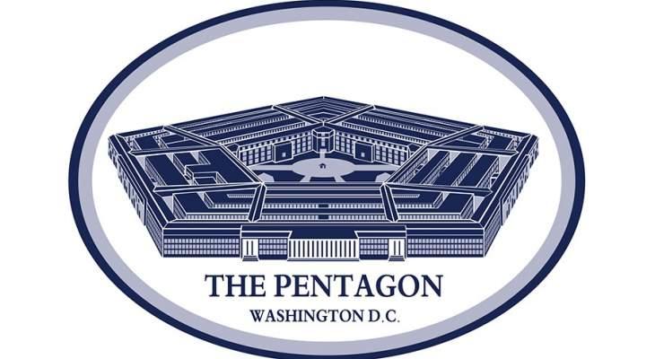 البنتاغون: ترامب أمر بسحب نحو ألف جندي أميركي من شمال سوريا
