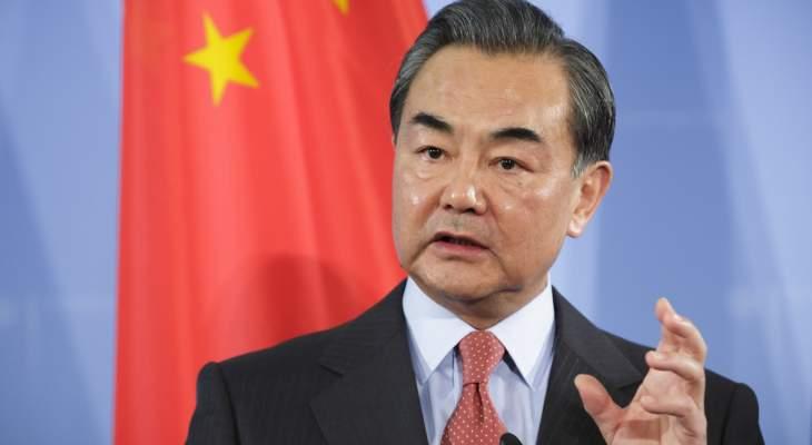 وزير خارجية الصين: سنعمل مع الإمارات على تسريع إنتاج اللقاحات لجعلها متاحة وميسورة التكلفة للعالم