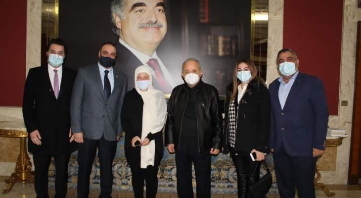 """بهية الحريري: الحريري مستمر بالعمل ليكون للبنان """"حكومة مهمّة"""""""