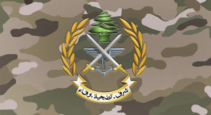قيادة الجيش: استمرار عزل المنطقة التي طالها التفجير بالكامل وتكثيف عمليات البحث عن المفقودين