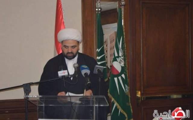المفتي الجعفري الممتاز: لبنان مشرّع أمام كل  الأزمات بفعل فشل النظام وفساد السلطة