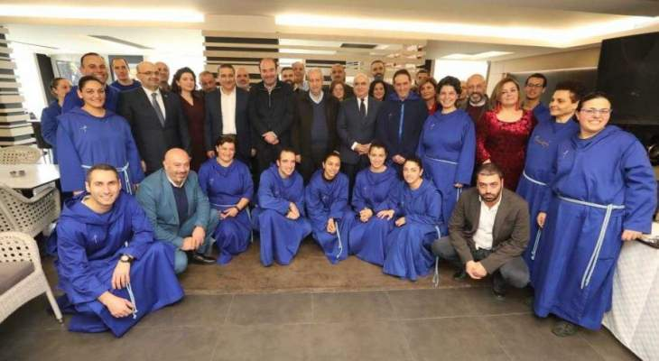 الدكاش: نخشى من خسارة اخر فرصة لدعم للبنان من خلال مؤتمر سيدر
