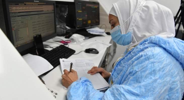 مستشفى بيروت الحكومي: عدد المصابين بالكورونا في المستشفى للمتابعة هو 110