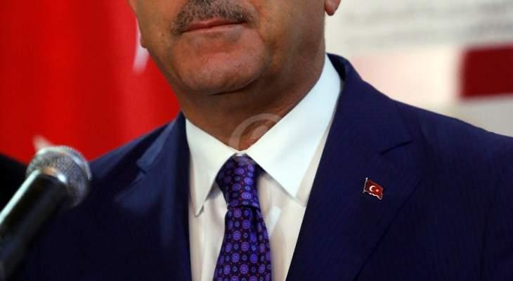 وزير الخارجية التركي: لن ندعم إلا القرارات التي تقبل بها أذربيجان في قره باغ