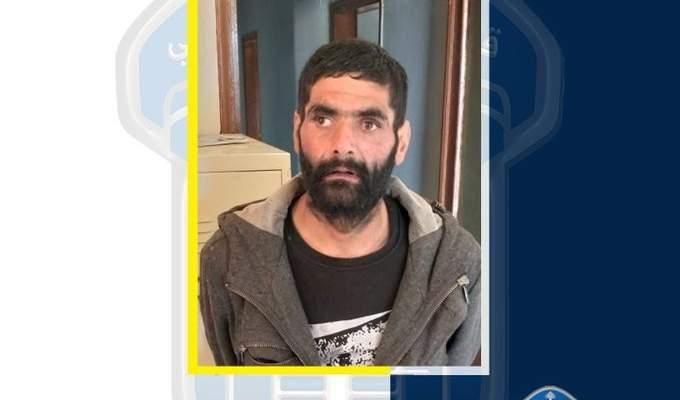 قوى الأمن عممت صورة رجل يعاني من اضطرابات عقلية عُثر عليه في بلدة عكار العتيقة