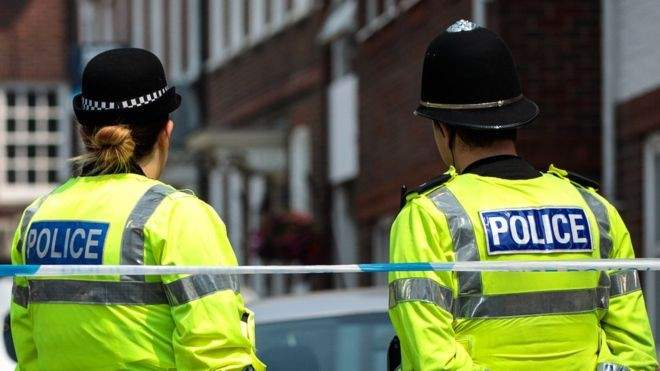 الشرطة البريطاينة فتحت تحقيقا بحادث طعن أدى الى مقتل رجل شرق لندن