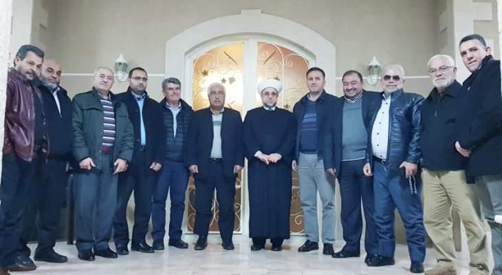 اللقاء الإسلامي الوطني دعا للاسراع بتشكيل حكومة انقاذية