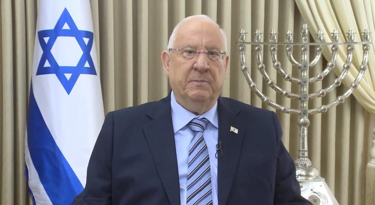 الرئيس الإسرائيلي كلف رئيس الوزراء بنيامين نتانياهو تشكيل الحكومة
